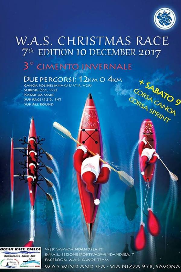 Was Christmas Race - 9/10 DICEMBRE