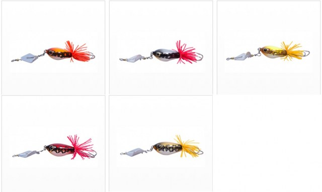 GOLIATH BUZZBAIT JUNIOR